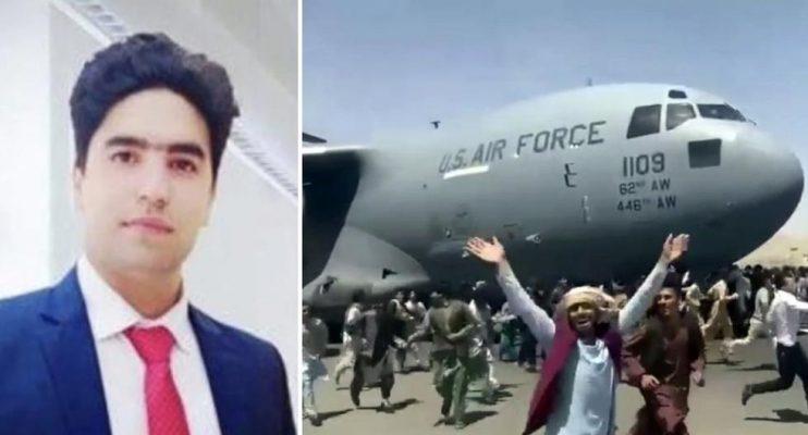 U përpoq të shpëtonte nga talebanët, por ra nga avioni, familja kërkon drejtësi për djalin