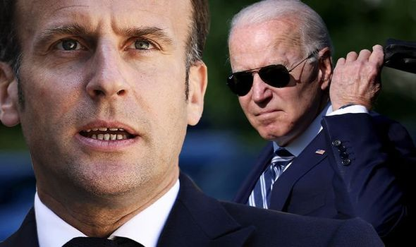 Tensionet SHBA-Francë/ Biden telefonon Macron