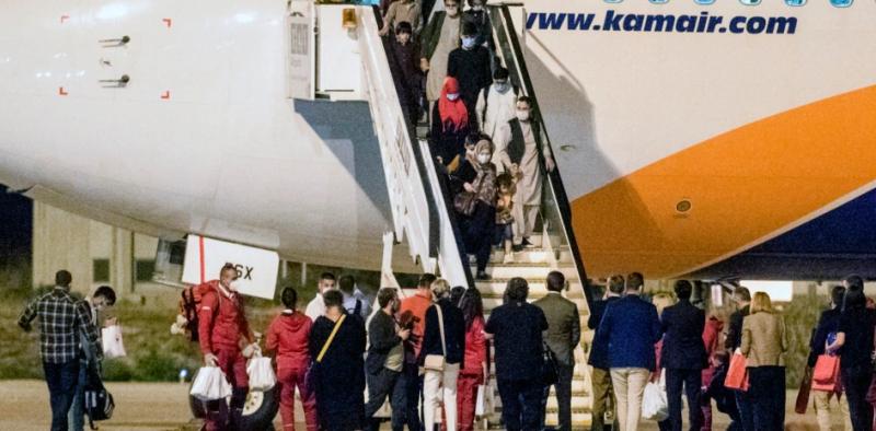 Mbërrin grupi i dytë i afganëve në Maqedoninë e Veriut