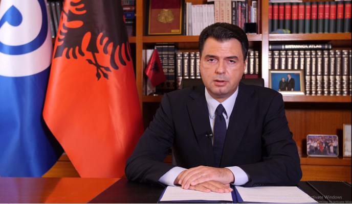Humbi betejën me Covid/ Basha mesazh ngushëllimi për ndarjen nga jeta të gazetarit Kosta Grillo
