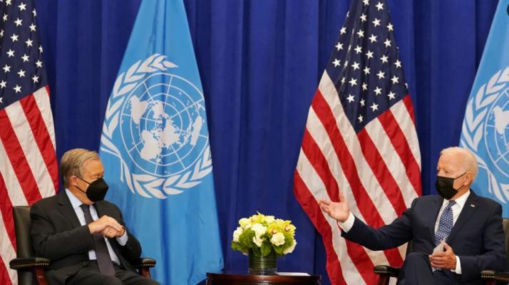 Biden paraqet para OKB-së vizionin e tij për rolin e SHBA në botë