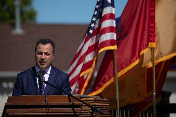 Peleshi vizitë në Gardën Kombëtare të New Jersey: Të thellojmë më tej bashkëpunimin, Shqipëria gjithmonë krah SHBA