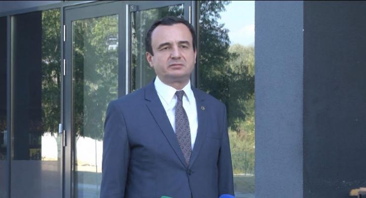 "Pas takimit me Merkel, Kurti kundër ""Open Balkan"": Procesi i Berlinit, rruga drejt BE"