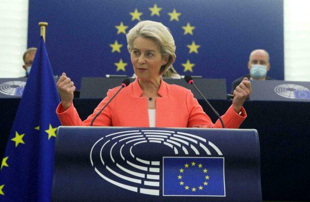 Presidentja e Komisionit Evropian viziton Shqipërinë më 28 shtator