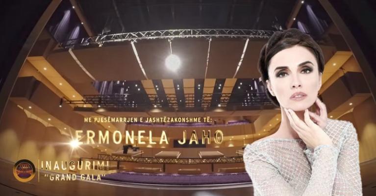 Inaugurimi i godinës moderne të TOB/ Ermonela Jaho dhe Placido Domingo në 15 shtator në Tiranë