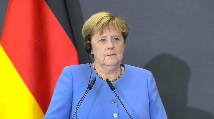 """""""Ballkani i Hapur"""" merr mbështetjen e Merkel/ Kancelarja: Të bashkohen edhe të tjerët sa më shpejt"""
