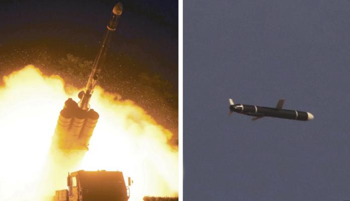 Koreja e Veriut kryen prova të reja raketore