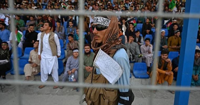 Talebanët nuk do t'i lejojnë gratë në Afganistan të merren me sport