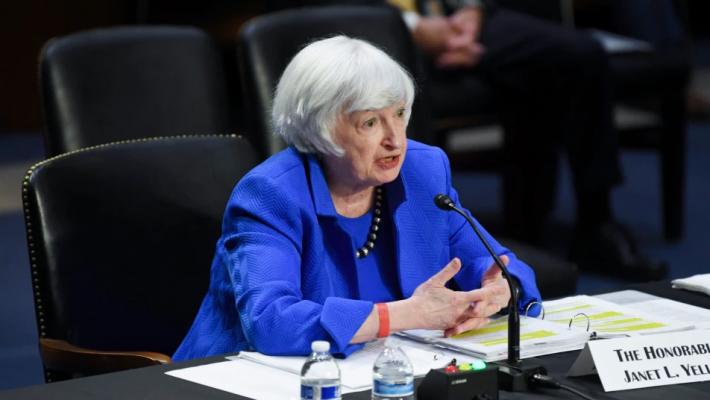 Shefja e Thesarit: SHBA do të arrijë kufirin e borxhit më 18 tetor