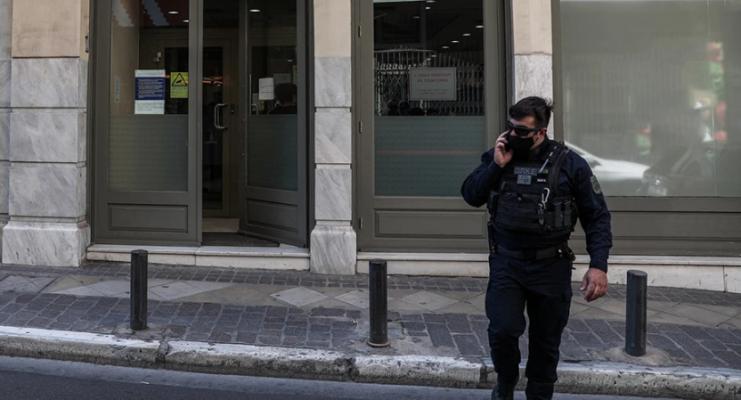 Grabitet banka në mes të ditës në Athinë
