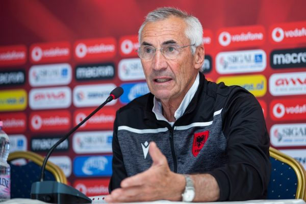 """Botërori """"Katar 2022"""" / Trajneri Reja shpall listën e Kombëtares për ndeshjet me Hungarinë & Poloninë"""