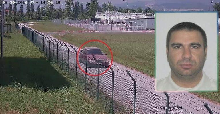 Grabiti 990 mijë euro në Aeroportin e Rinasit/ 25 vite burg për Aleks Papën