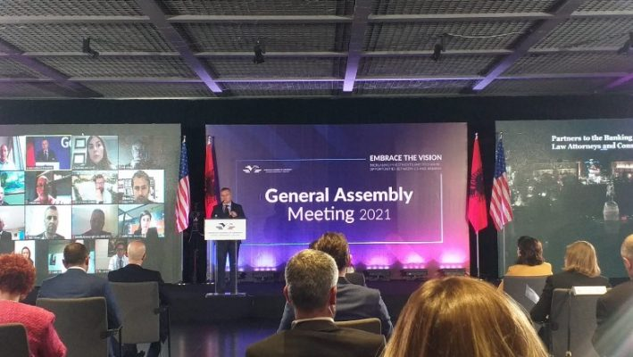 Dhoma Amerikane mbledh Asamblenë e Përgjithshme/ Jaço: Shqipëria të orientojë politikat drejt mundësive Euro-Transantlantike