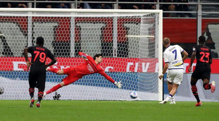 Milan përmbys Veronën dhe merr kreun, Inter e pëson nga Lazio