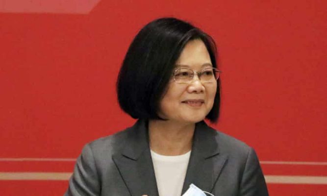 Presidentja e Tajvanit do të premtojë mbrojtjen e sovranitetit dhe demokracisë