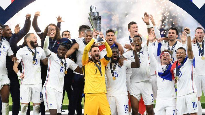Franca fiton Ligën e Kombeve, polemika të mëdha për golin e suksesit të Mbappe