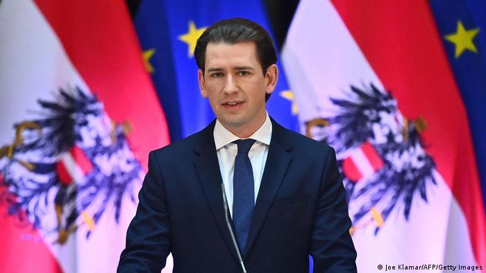 Dorëhiqet kancelari austriak Sebastian Kurz