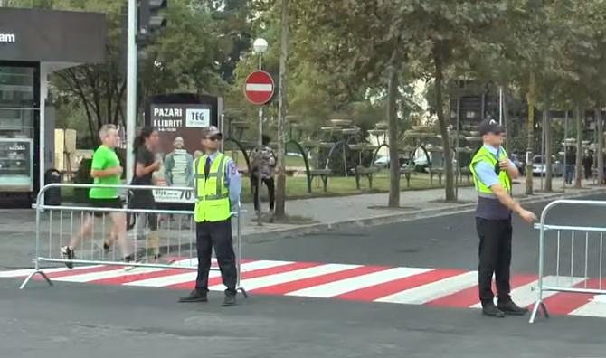 Maratona e Tiranës/ E diela pa makina, ja rrugët ku kufizohet qarkullimi