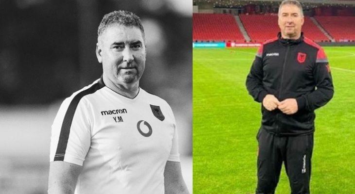 Nis ndeshja Shqipëri-Poloni, 1 minutë heshtje për fizioterapistin Ylli Mihali dhe komentatorin Kosta Grillo