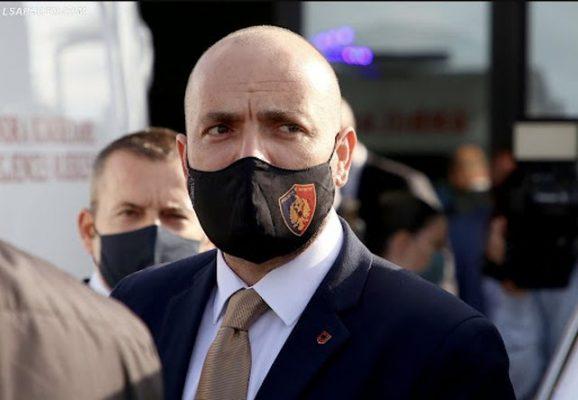 Pas aksionit të policisë në Lezhë/ Gledis Nano prezanton drejtorin e ri