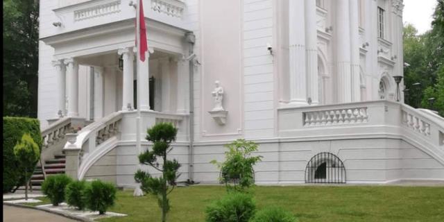 Shashka pranë Ambasadës shqiptare/ Ngjarja në hyrje të selisë diplomatke në Beograd