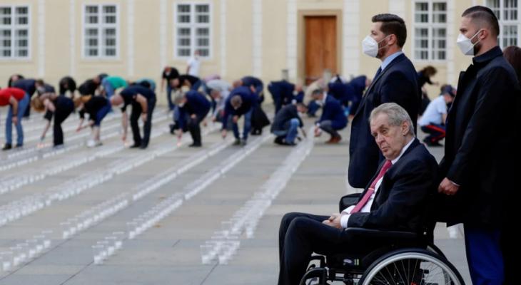 Presidenti i Çekisë prej 1 jave në spital, pikëpyetje rreth shëndetit të tij