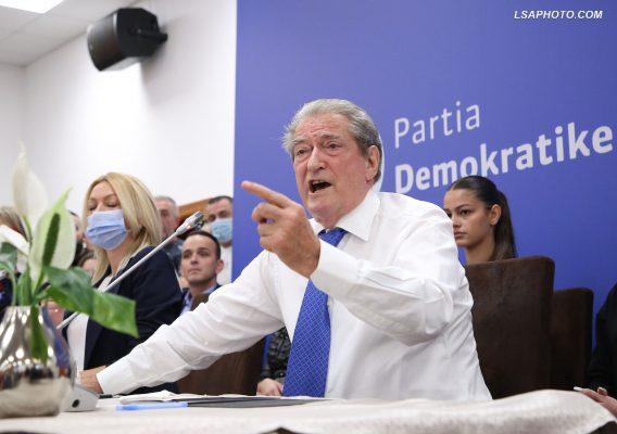 Berisha, të martën në bastionin e Partisë Demokratike: Vetëm të bashkuar fitojmë