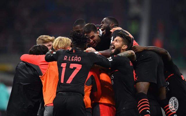 Milan, përmbysje e madhe ndaj Veronës, kuqezinjtë në krye të Serie A