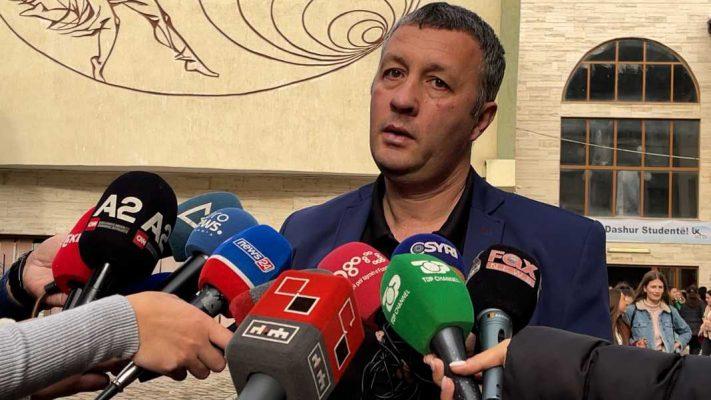 Zv.rektori i Universitetit të Korçës: Studentët e pavaksinuar do të futen në auditorë!