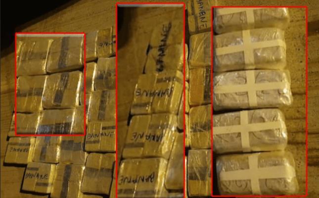 Heroina në kamionin me krom e ndarë në tre paketime, mister pritësit në Itali