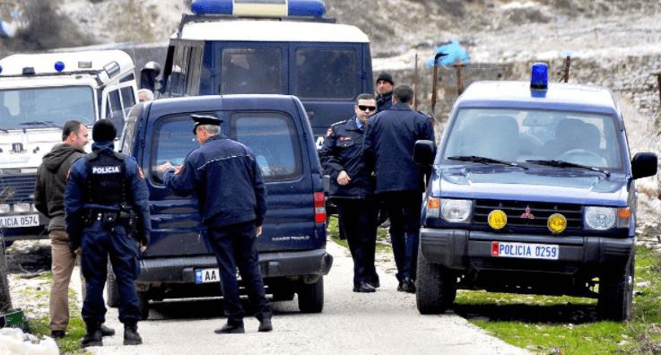 Policia operacion në Lezhë me urdhër të SPAK/ Ndalohen 20 persona