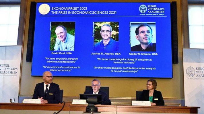 Tre amerikanë fitojnë Nobelin në Ekonomi/ Shkencëtarët kontribut për tregun e punës