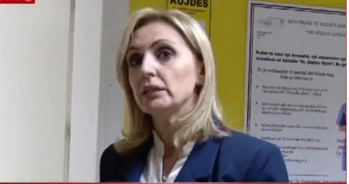 Helmimet në Krujë/ Deputetja e PD-së nga spitali: I bëj thirrje Prokurorisë të zbardhë ngjarjen!