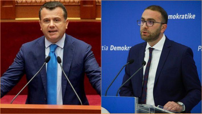"""Bardhi debate me Nikollën  për """"Eurobondin""""/ Ndërhyn Balla: Po ça ke? Të ngeli në gojë emri im"""