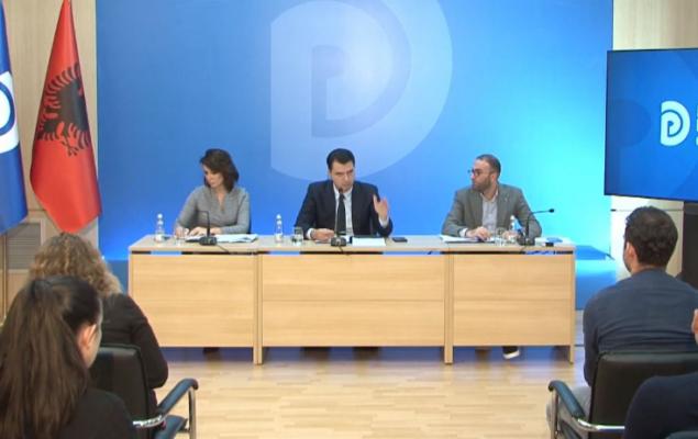 Berisha kundër vettingut politik/ I përgjigjet Basha: E ka firmosur vetë në 2018