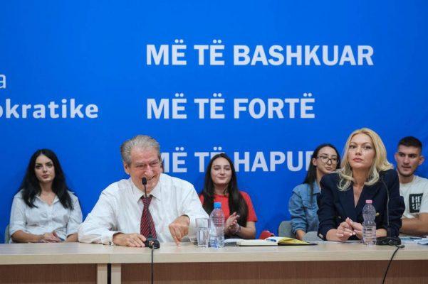 """Nuk ndalet Berisha/ Njofton për """"Foltoren"""" e radhës, ja ku do mbledhë nesër demokratët"""