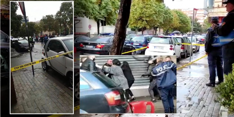 """Skandali në shkollën """"Çajupi""""/ Mësueset u zunë për oraret dhe klasat, më tej plasi arma mes familjarëve të tyre"""