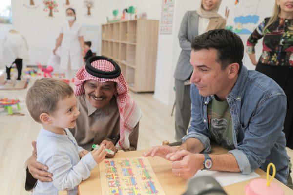 Përurohet Kopshti i ri në ish-Bllok/ Shteti i Katarit mundëson rikonstruksionin e ndërtesës