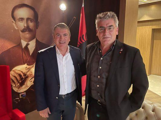 Gjiknuri takim me zyrtarin e lartë gjerman/ Të forcojmë edhe më shumë lidhjet mes dy partive tona