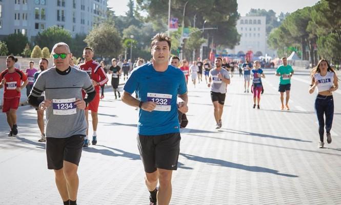 Sot dita e fundit e regjistrimeve për Maratonën e Tiranës. Ja linku ku mund të bëhesh pjesë e garës