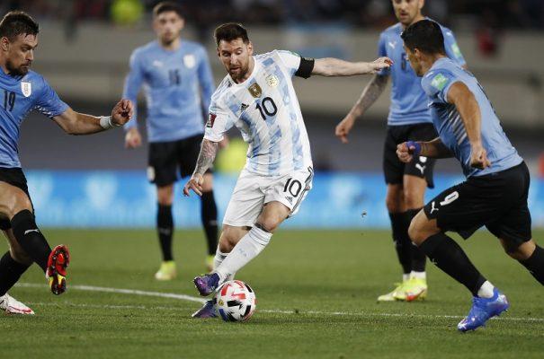 Argjentina spektakël ndaj Uruguajit, Brazili ngec ndaj Kolumbisë