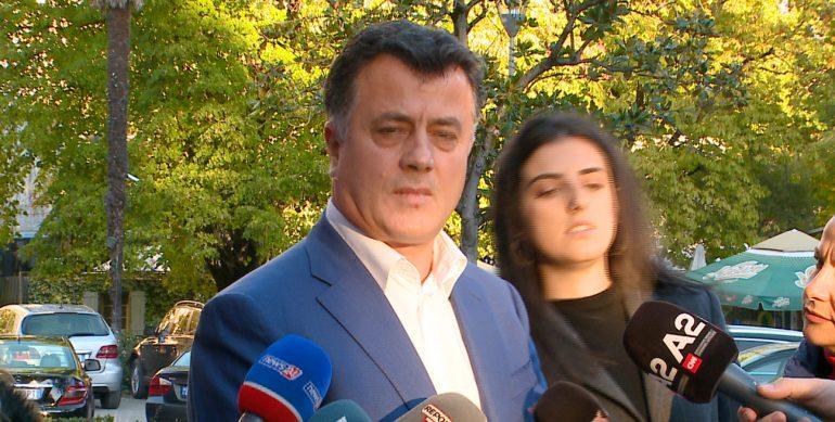 """""""Askush s'ka forcë të ndalojë Kuvendin e PD""""/ Noka tregon çfarë i kërkoi Bashës në mbledhjen e Grupit"""