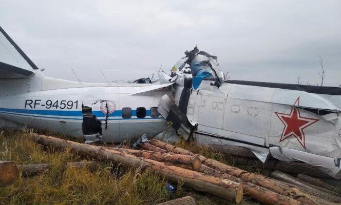 Tragjedi/ Rrëzohet avioni në Rusi, 16 të vdekur e disa të plagosur