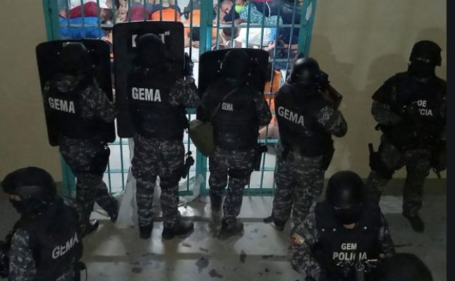 118 viktima nga lufta e bandave në burg/ Policia më në fund rikthen kontrollin