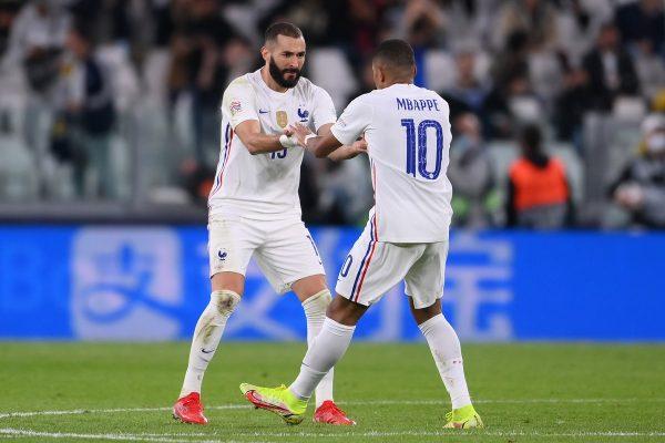 Liga e Kombeve, Franca përmbys Belgjiken dhe kap finalen