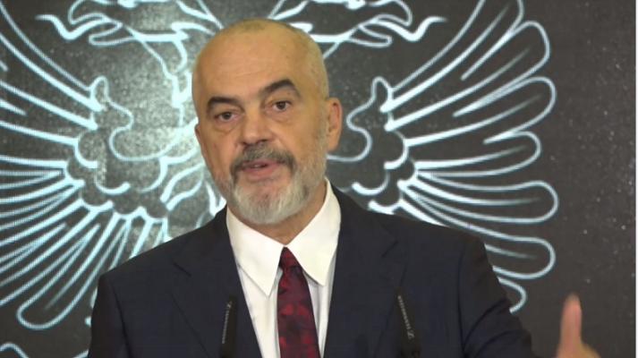 """""""Krizë urie nëse rrisim paga e pensione""""/ Rama: Në dy mandate e kemi ulur energjinë"""