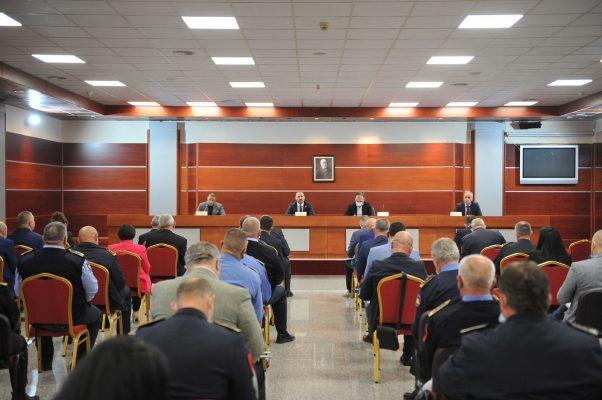 Sfidat dhe problematikat, Manja takim me drejtuesit e IEVP-ve dhe Policisë së Burgjeve