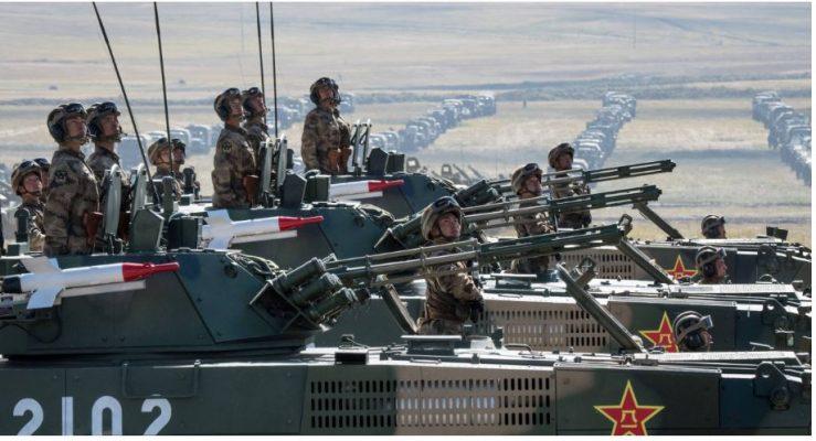 """Tensionet ushtarake Kinë-Tajvan kapin kulmin, """"aromë"""" lufte"""