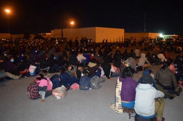 Kriza e migrantëve haitianë në kufirin SHBA-Meksikë